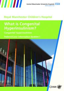 What is Congenital Hyperinsulinism?