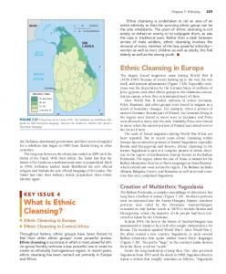 What Is Ethnic Cleansing? Ethnic Cleansing in Europe