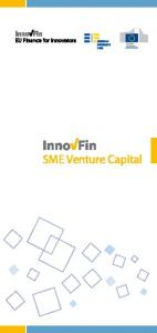What is InnovFin SME Venture Capital?
