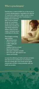 What is preeclampsia?