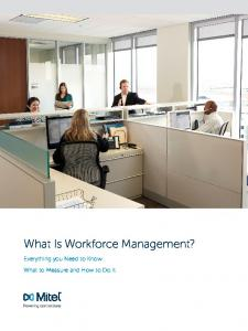 What Is Workforce Management? Everything you Need to Know. What to Measure and How to Do It