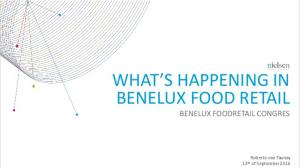 WHAT S HAPPENING IN BENELUX FOOD RETAIL