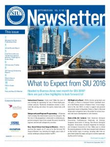 What to Expect from SIU 2016