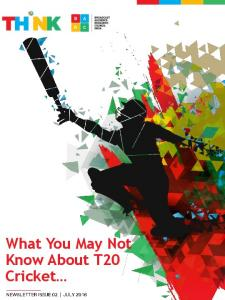 What You May Not Know About T20 Cricket