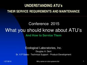 What you should know about ATU s