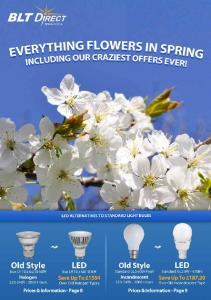 Whats New 3-4 Energy Saving Alternatives 5-6 Infrared Lighting 7-9 LED Light Bulbs Daylight Light Bulbs 15-16