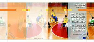 WHEELCHAIR BASKETBALL TODAY AND TOMORROW