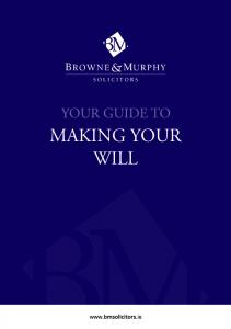WHEN SHOULD YOU CHANGE OR UPDATE YOUR WILL?