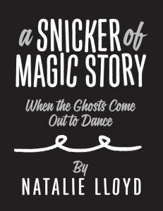 When the Ghosts Come Out to Dance