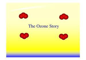Where do we find Ozone?