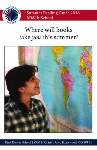 Where will books take you this summer?