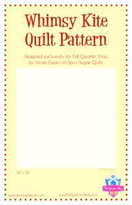 Whimsy Kite Quilt Pattern