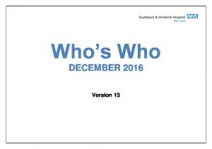 Who s Who DECEMBER Version 13