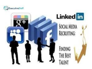 Why Social Media Recruiting?