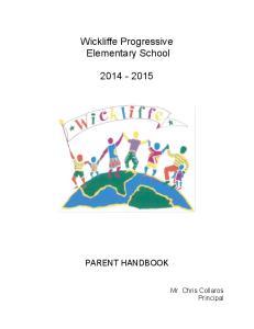 Wickliffe Progressive Elementary School