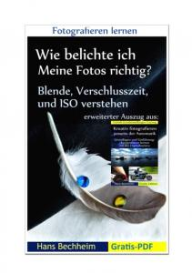 Wie belichte ich meine Fotos richtig? Hans Bechheim
