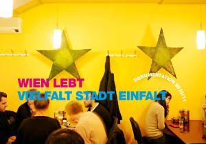 Wien lebt Vielfalt Stadt Einfalt