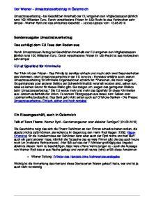 Wiener Zeitung: Erfinder des Handels ohne Mehrwertsteuerabgabe