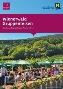 Wienerwald Gruppenreisen