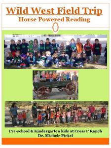 Wild West Field Trip Horse Powered Reading