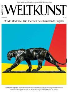 Wilde Moderne: Die Tierwelt des Rembrandt Bugatti