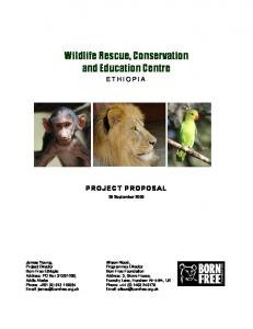 Wildlife Rescue, Conservation and Education Centre