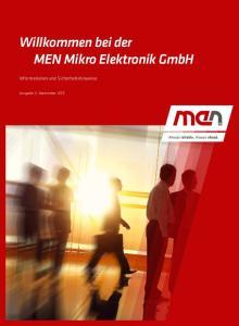 Willkommen bei der MEN Mikro Elektronik GmbH