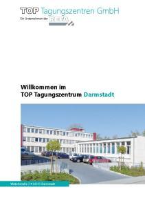 Willkommen im TOP Tagungszentrum Darmstadt