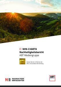 WIN-CHARTA Nachhaltigkeitsbericht ABT Mediengruppe