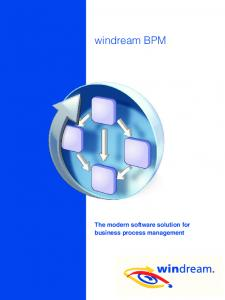 windream BPM The modern software solution for business process management