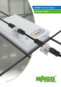 WINSTA Connector System. For Linect Lights