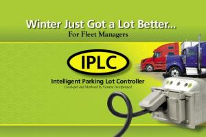 Winter Just Got a Lot Better... For Fleet Managers IPLC Intelligent Parking Lot Controller
