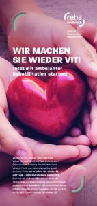 WIR MACHEN SIE WIEDER VIT! Jetzt mit ambulanter Rehabilitation starten!