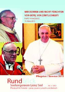 Wir sind Papst Wir sind Behüter!