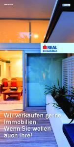 Wir verkaufen gerne Immobilien. Wenn Sie wollen auch Ihre!