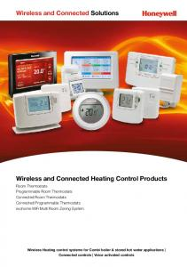 Wireless and Connected Solutions