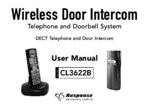 Wireless Door Intercom