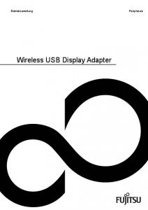 Wireless USB Display Adapter