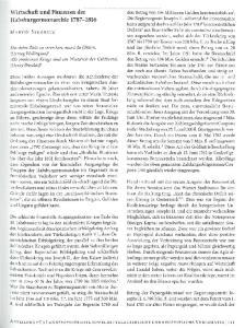 Wirtschaft und Finanzen der Habsburgermonarchie