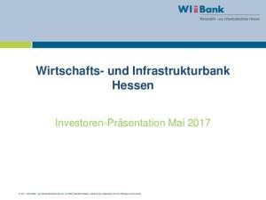 Wirtschafts- und Infrastrukturbank Hessen