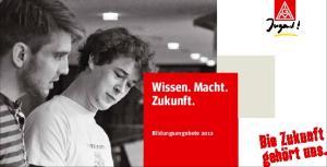 Wissen. Macht. Zukunft. Bildungsangebote 2012