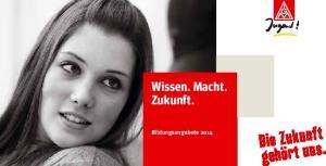 Wissen. Macht. Zukunft. Bildungsangebote 2014