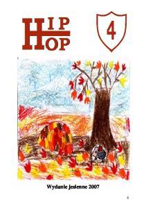 Witamy w pierwszym numerze po wakacjach szkolnej gazetki Hip Hop!