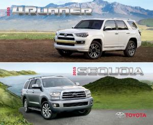 With 4Runner, the trail ends when you tell it to
