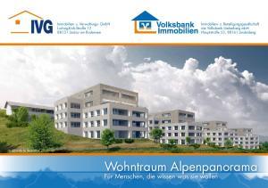 Wohntraum Alpenpanorama Für Menschen, die wissen was sie wollen