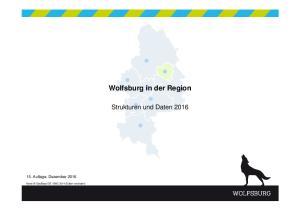 Wolfsburg in der Region