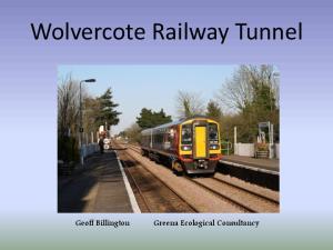 Wolvercote Railway Tunnel