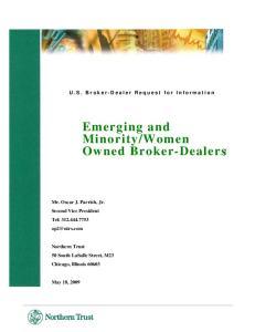 Women Owned Broker-Dealers