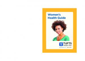 Women s Health Guide