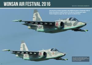 Wonsan Air Festival 2016